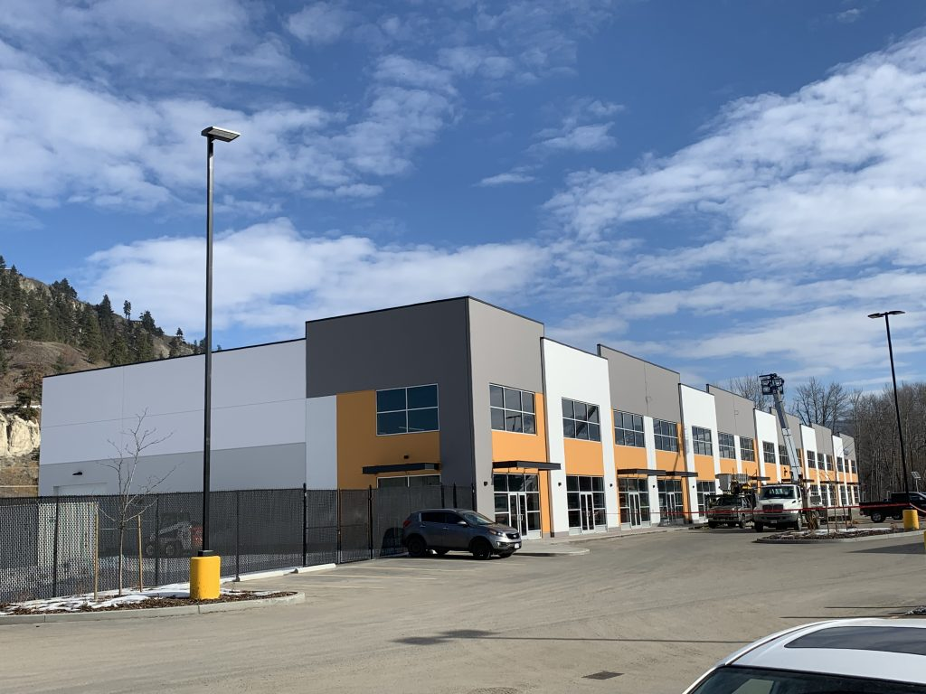 Industrial Building Kelowna